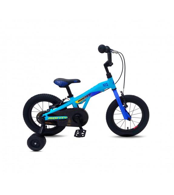 Bicicleta Infantil Monty 102 2021