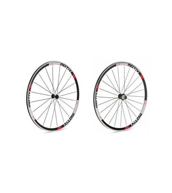 Ruedas de bicicleta Motive Shimano 11v
