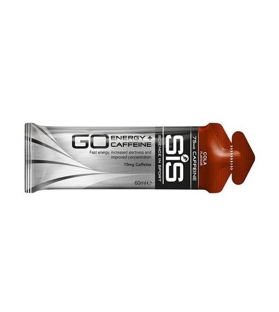 Go Caffeine Gel Cola