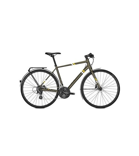 Bicicleta urbana Arriba Altus Equipped