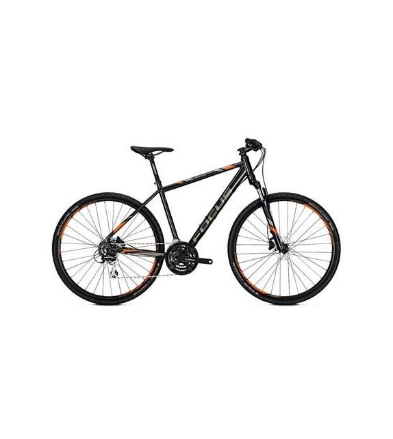 Bicicleta híbrida Crater Lake Evo Trapez
