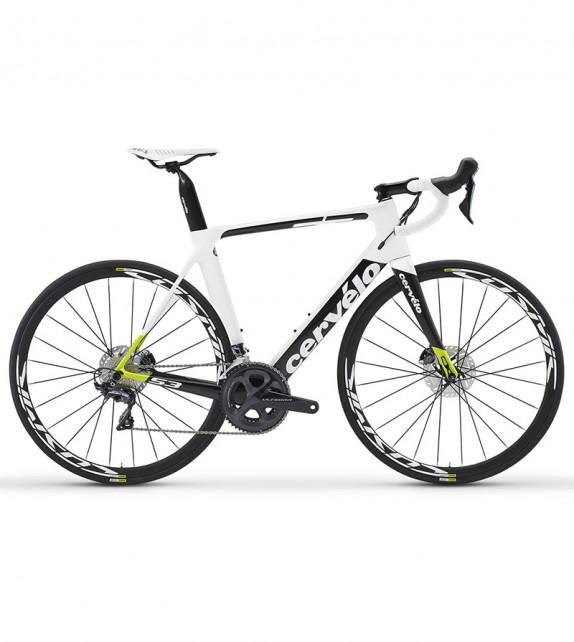 Bicicleta de carretera Cervélo S3 Disc Ultegra 8020