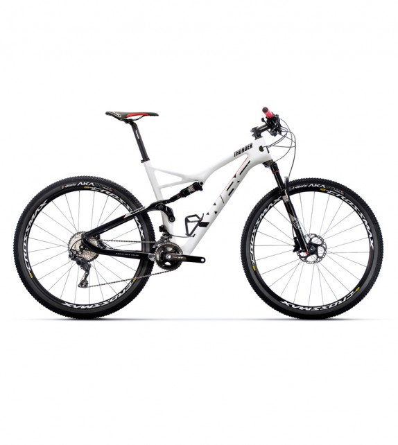 """Bicicleta de montaña Wrc Thunder Xt 2x11 29"""""""