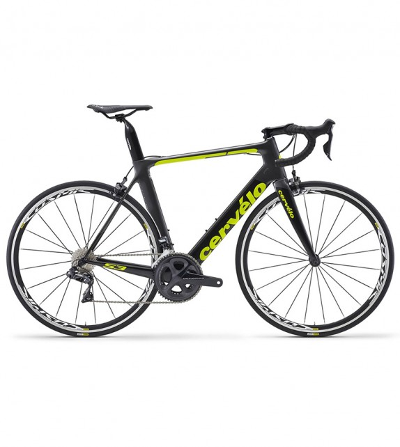 Bicicleta de carretera Cervélo S3 Ultegra Di2 8050