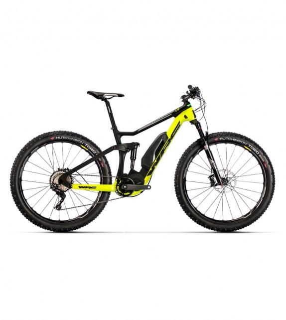 """Bicicleta eléctrica Wrc E10 27,5"""" Plus Carb E8000"""