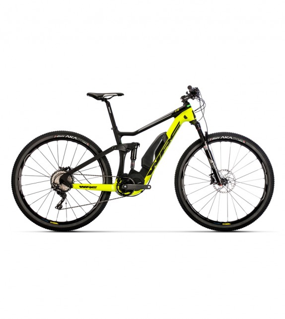 """Bicicleta eléctrica Wrc E10 29"""" Carb E8000"""