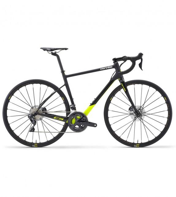 Bicicleta carretera Cervélo C5 Disc Ultegra Di2