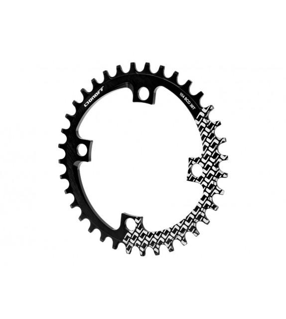 Plato de bicicleta BCD104 de 30 dientes