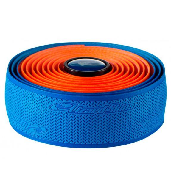 Cinta de manillar DSP 2.5mm azul/naranja