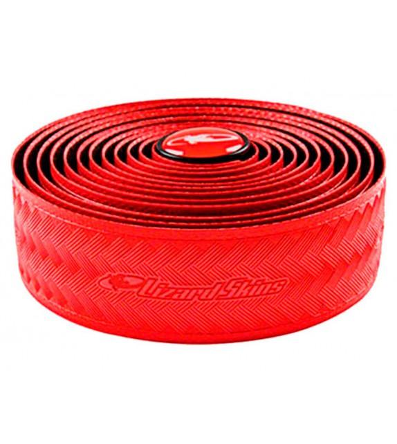 Cinta de manillar DSP 3.2mm rojo