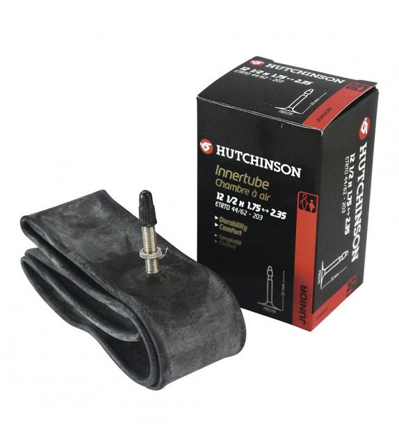 1 Cámara Hutchinson 27.5x1.70-2.35presta Válvula 48mm