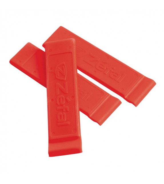 Blister Zefal 3 Desmontables Z Rojo