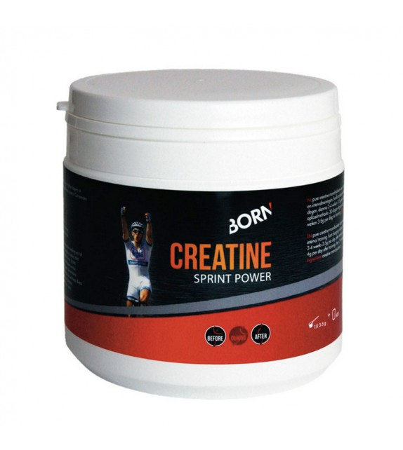 Born Creatina Bote De 300 G