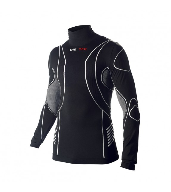 Camiseta Int Bioflex Warm Compres.cuello Alto
