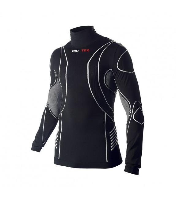 Camiseta Int Bioflex Warm Compres.cuello Alto