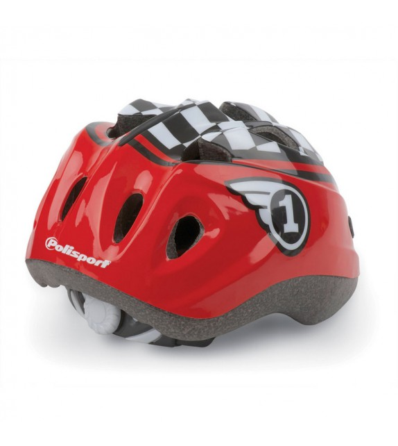 Casco Polisport Niño Kid Carrera