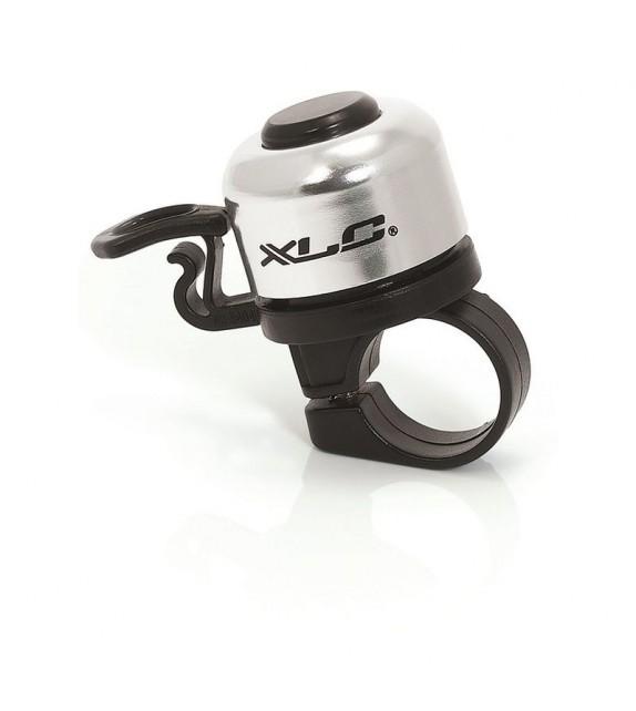 Xlc Dd-m06 Timbre Alu P/diámetro 22.2mm Plata