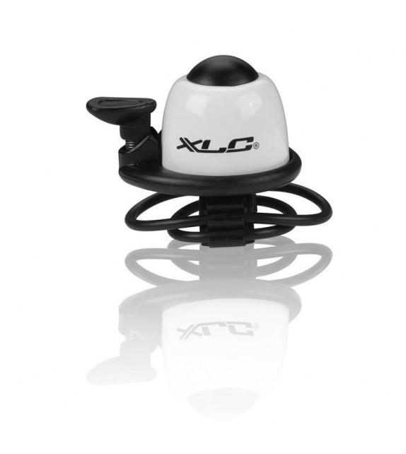 Xlc Dd-m07 Timbre Alu P/diámetro 22.2-31.8mm Blanc