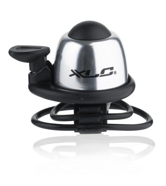 Xlc Dd-m07 Timbre Alu P/diámetro 22.2-31.8mm Plata