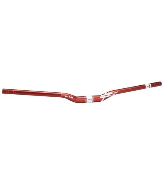 Xlc Hb-m16 Manillar Pro Ride 780mm 31.8 Altura 25mm 9º Aluminio