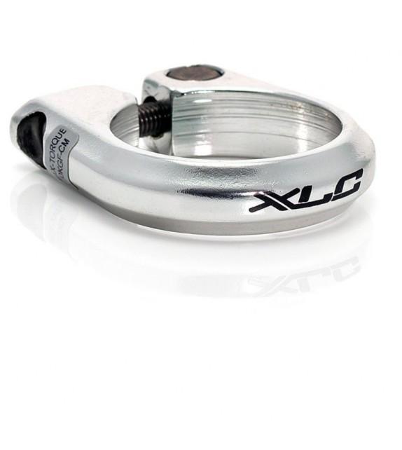 Xlc Pc-b02 Abrazadera Tija De Sillín Aluminio Tornillería Hexagonal