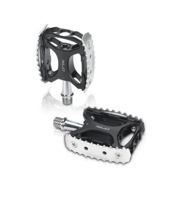 Xlc Pd-m17 Pedales Aluminio Mtb/trekking 104x80mm