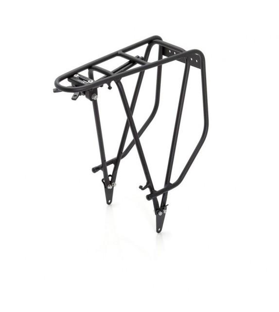 """Xlc Rp-r03 Portabultos Aluminio Para Rueda Delantera 28""""max.25"""