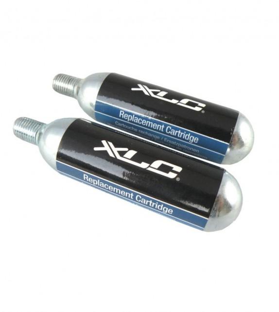 Xlc Pu-m03 Blister 2 Cartuchos De Recambio Co2 16g