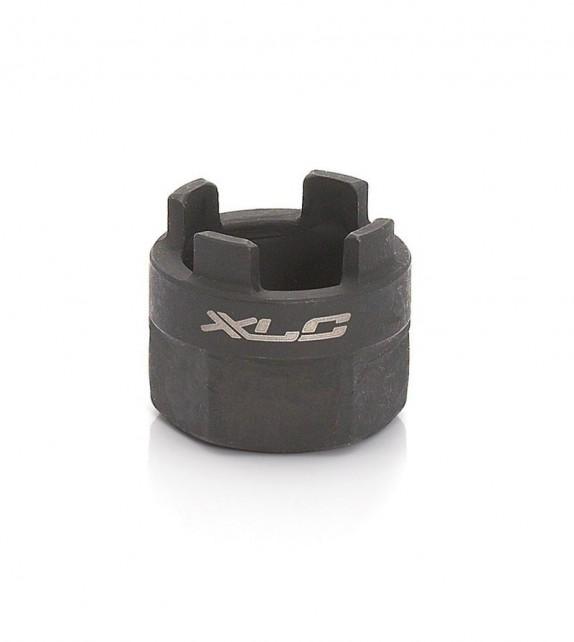 Xlc To-s15 Extract.piñon Para Suntour 24mm 4 Tornillos