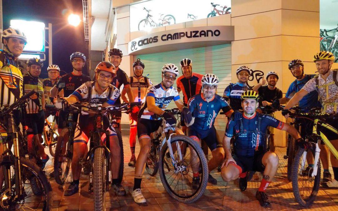 Ruta nocturna por Alicante