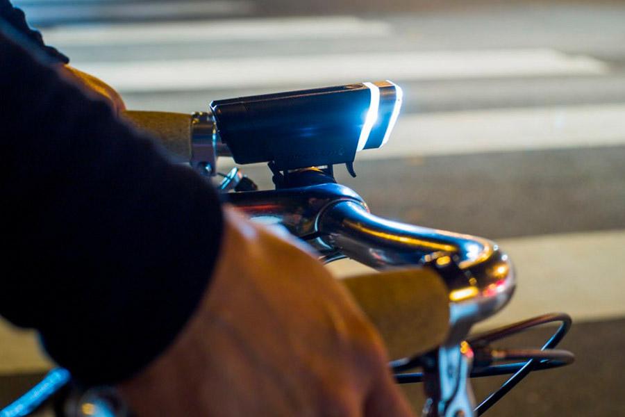 Comprar online luces para bicicletas