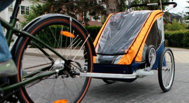 Comprar online remolques para bicicletas