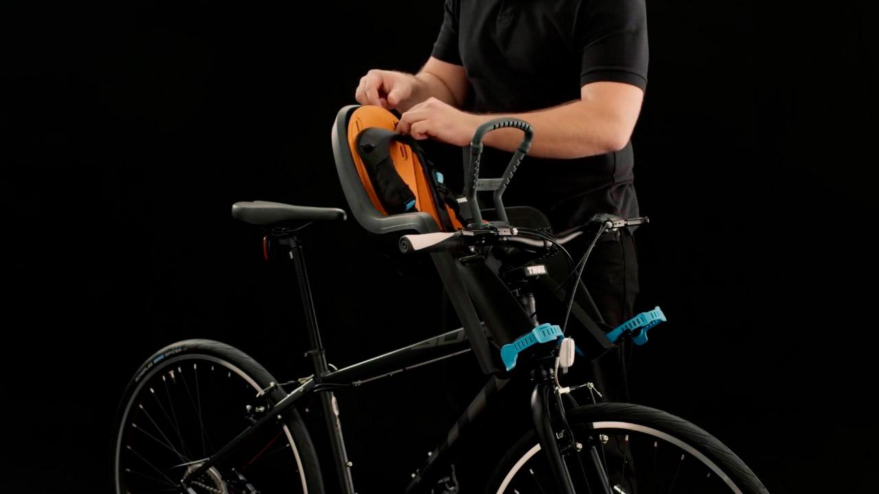 Comprar online silla portabebés para bicicleta