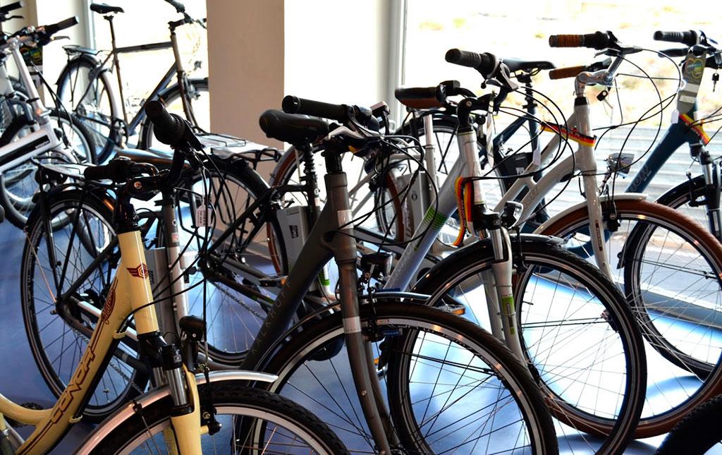 Bicicletas en Alicante