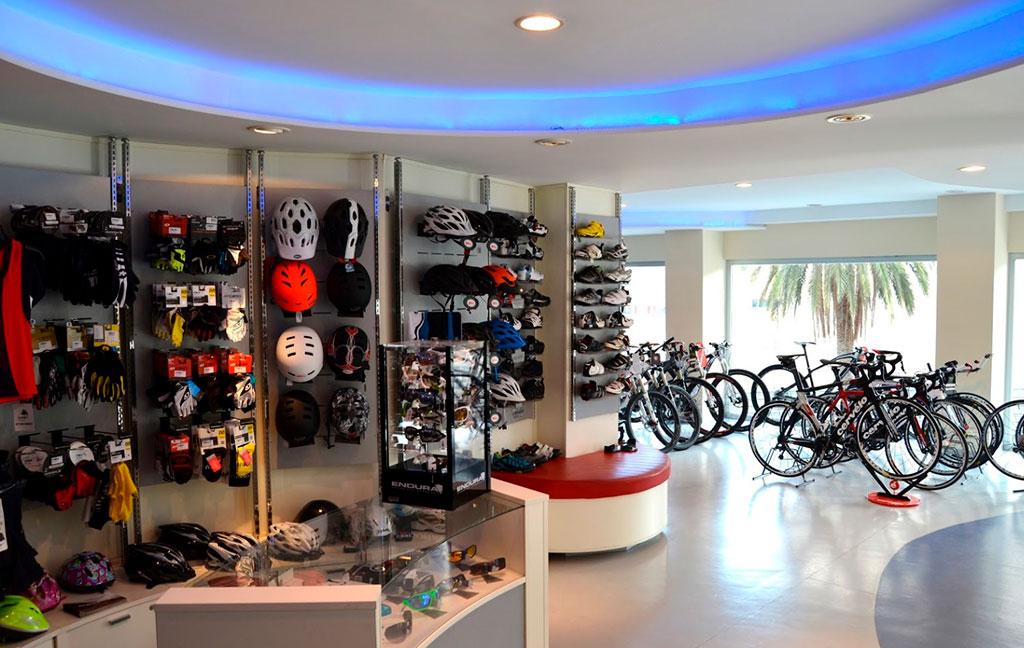Productos para ciclismo